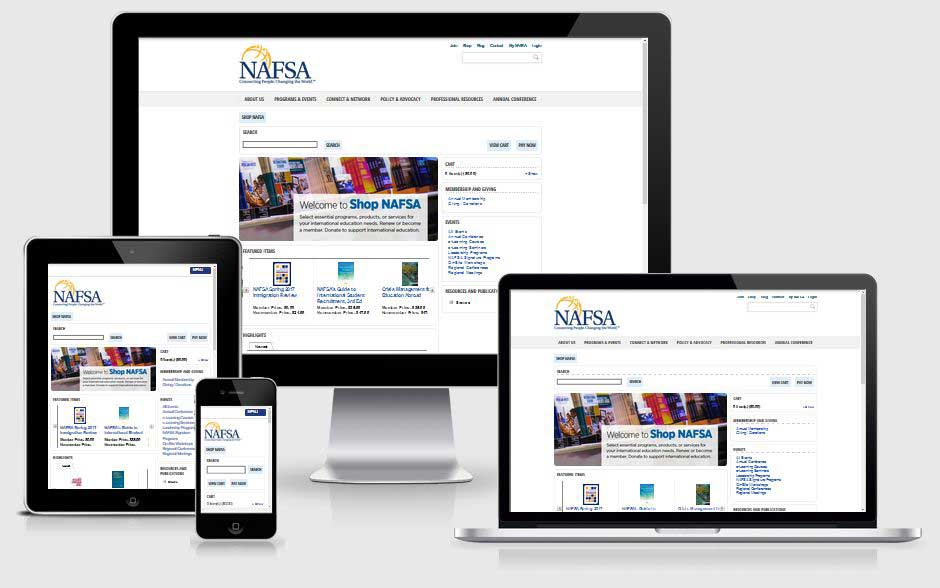 Client spotlight: NAFSA: Association of International Educators